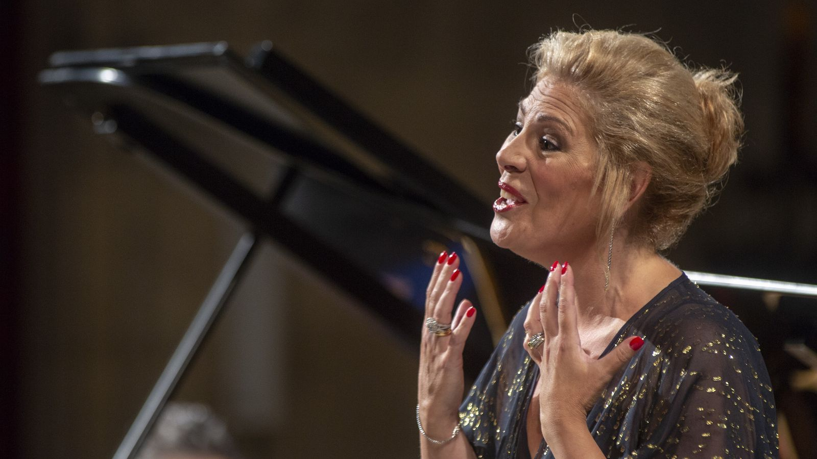 Èxtasi operístic amb Sondra Radvanovsky a Peralada