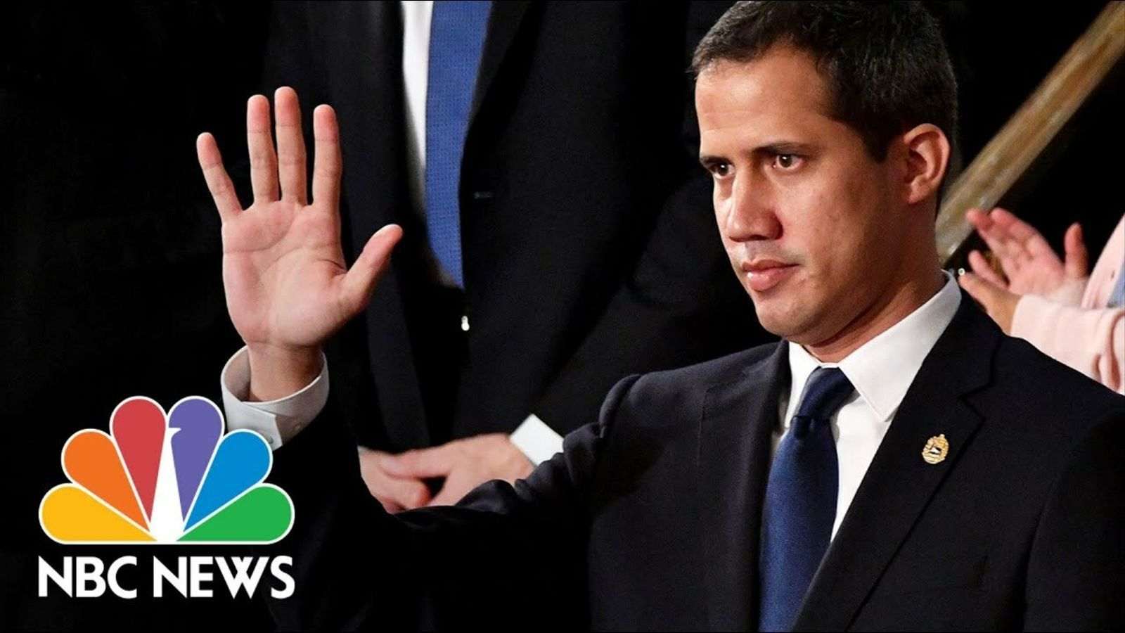 Guaidó, convidat al discurs de l'Estat de la Unió de Trump