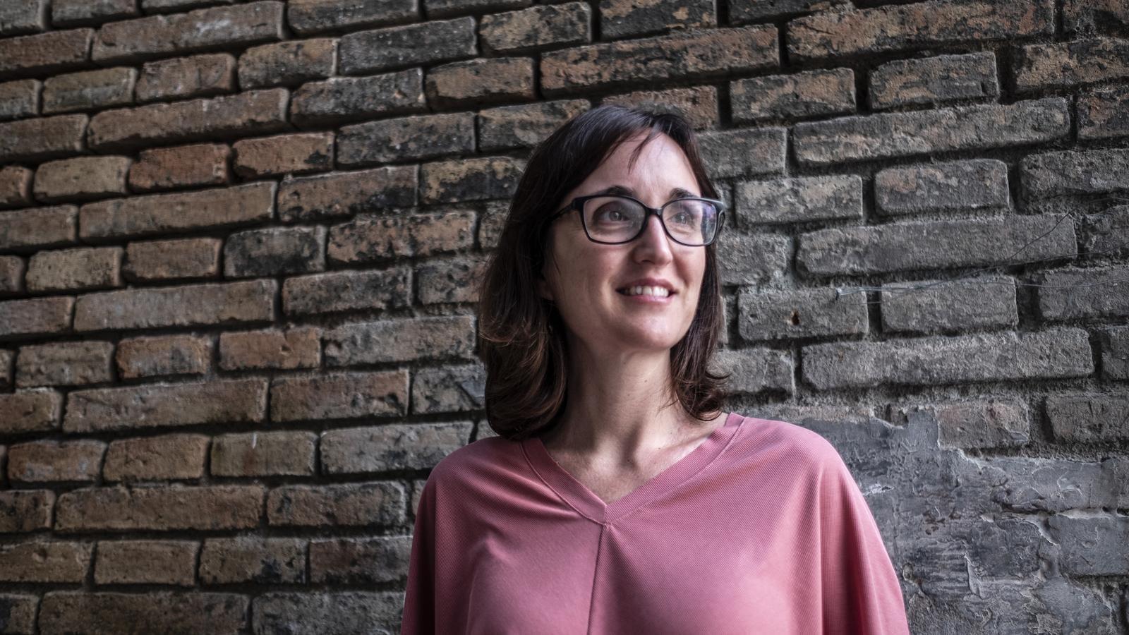 La periodista de l'ARA, Tahïs Gutierrez