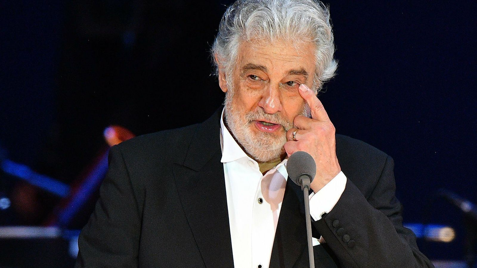 Plácido Domingo, ex director general de l'Òpera de Los Angeles, en una imatge d'arxiu.