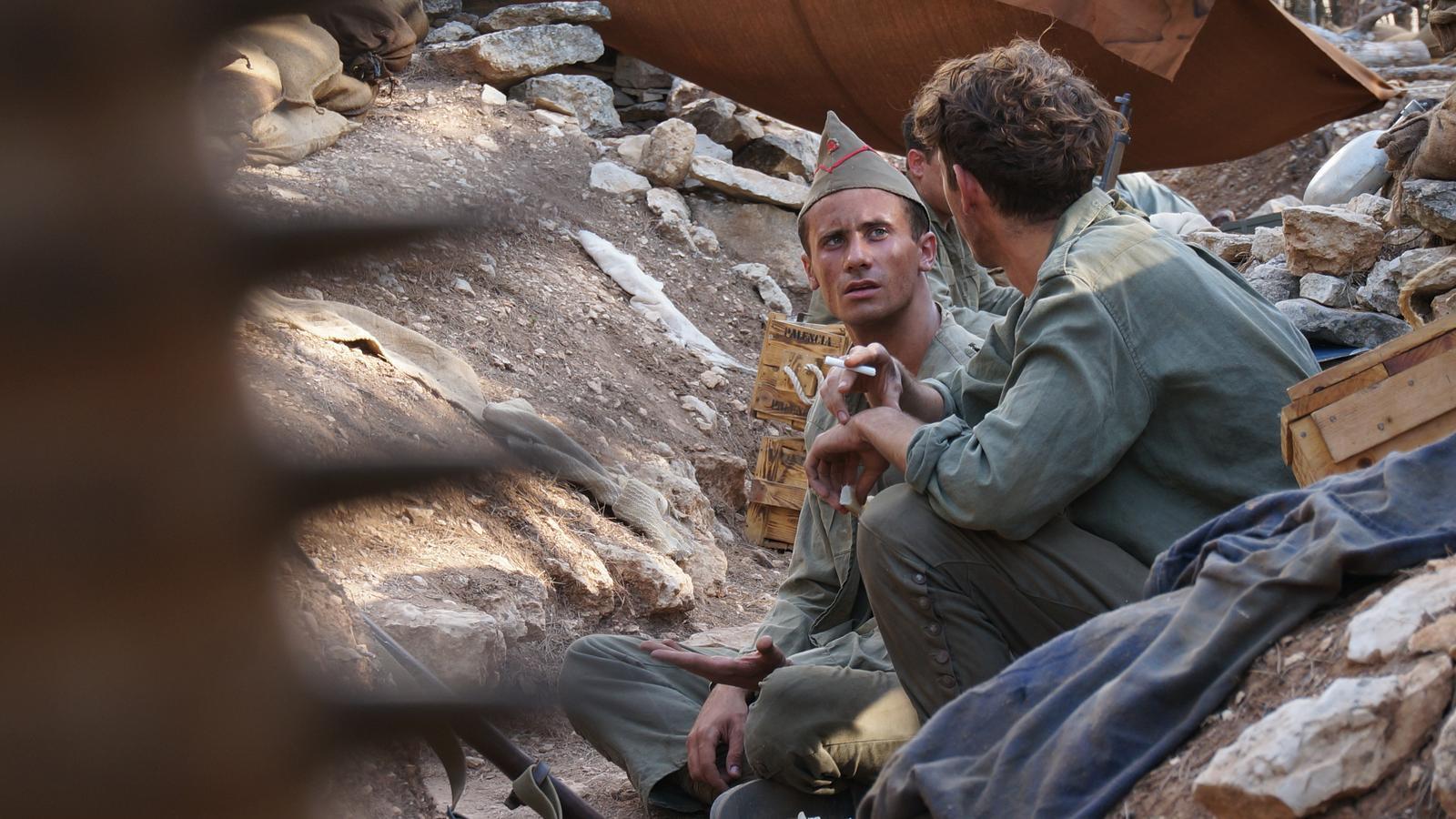 Tràiler del telefilm 'Ebre, del bressol a la batalla'