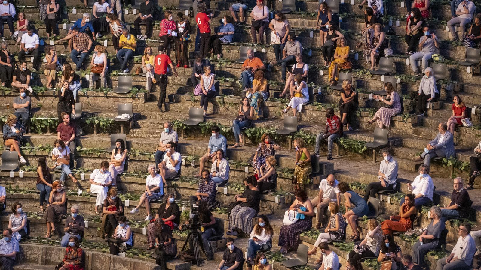 La Generalitat autoritza el Festival Grec, el de Pedralbes i el Cruïlla XXS