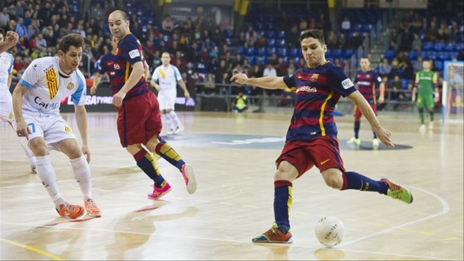 El Barça Lassa ha accedit a les semifinals dels 'play-off' després de vèncer al Santa Coloma
