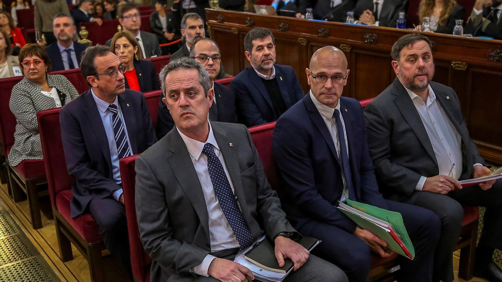 L'anàlisi d'Antoni Bassas: 'L'indult o un mínim de decència política'