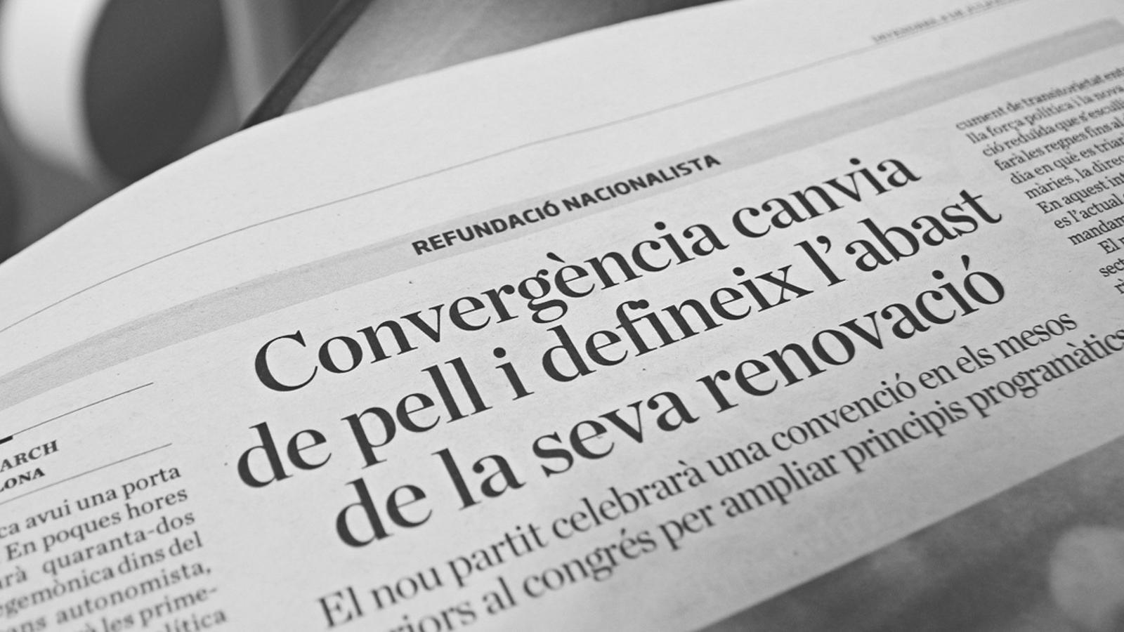 L'anàlisi d'Antoni Bassas: 'Adéu, Convergència'