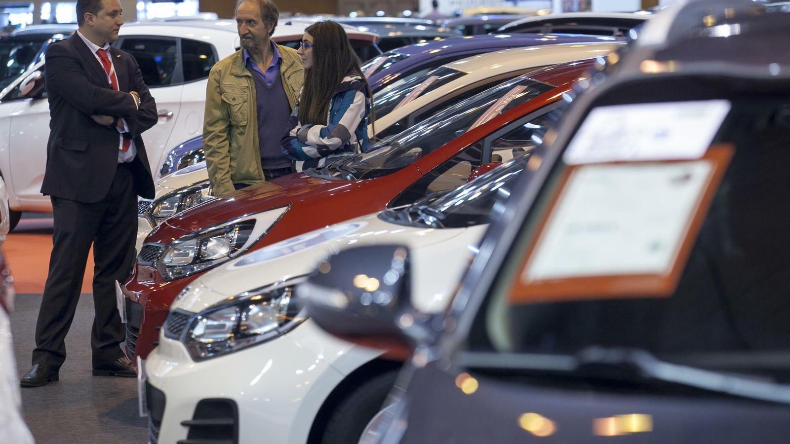 És bon moment per comprar un cotxe nou?