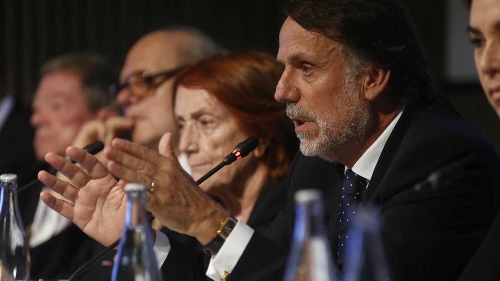 Josep Creuheras, president de Planeta