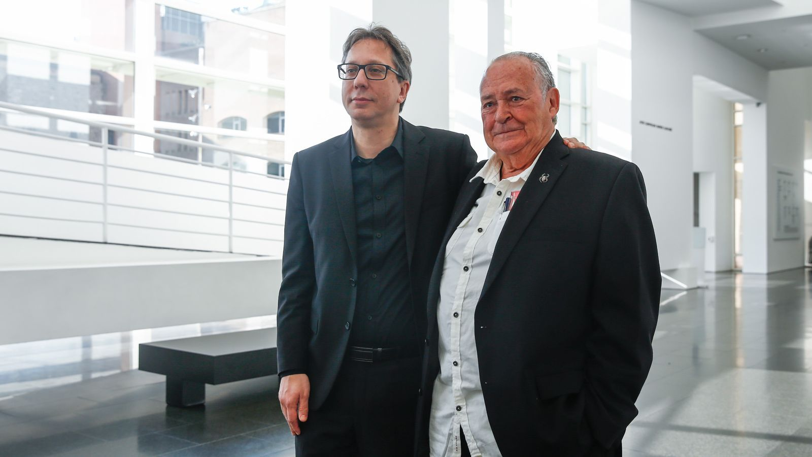 Rafael Pous dona la seva col·lecció d'art conceptual al Macba