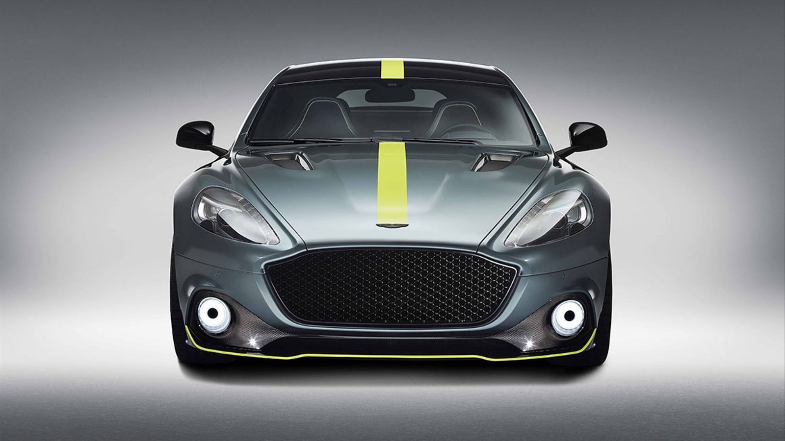 Aston Martin Rapide AMR, luxe amb ànima de competició