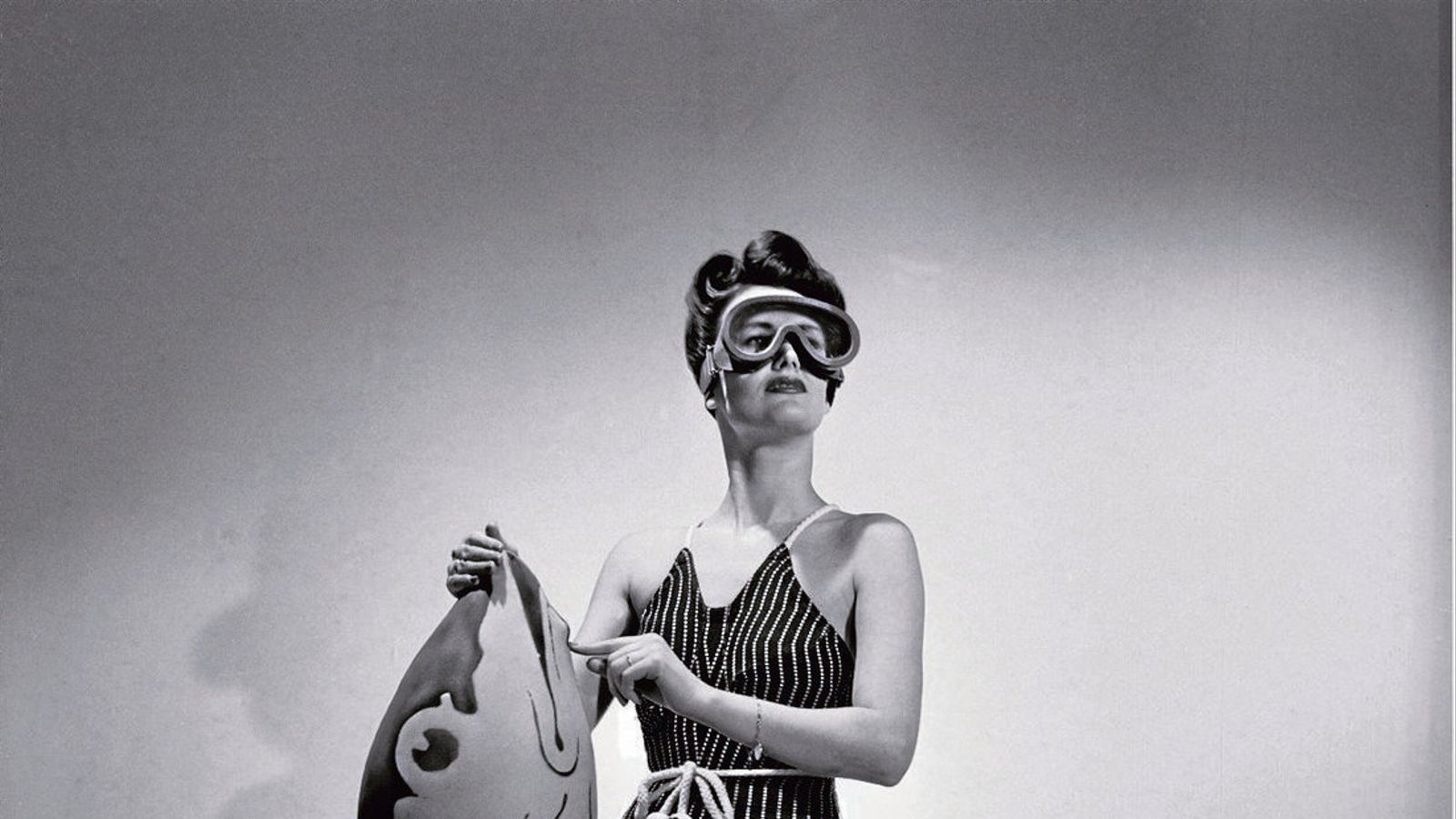 Articles de bany (Vogue Studio, Londres, 1941)
