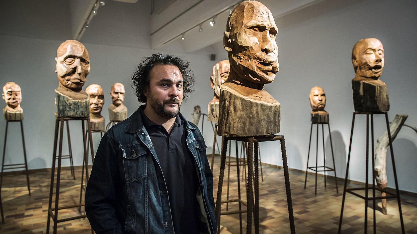 Kader Attia combat a la Miró el llegat del colonialisme