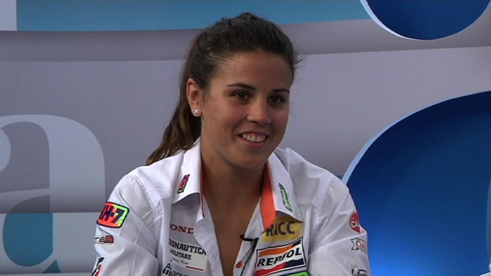 Laia Sanz debutarà al Dakar