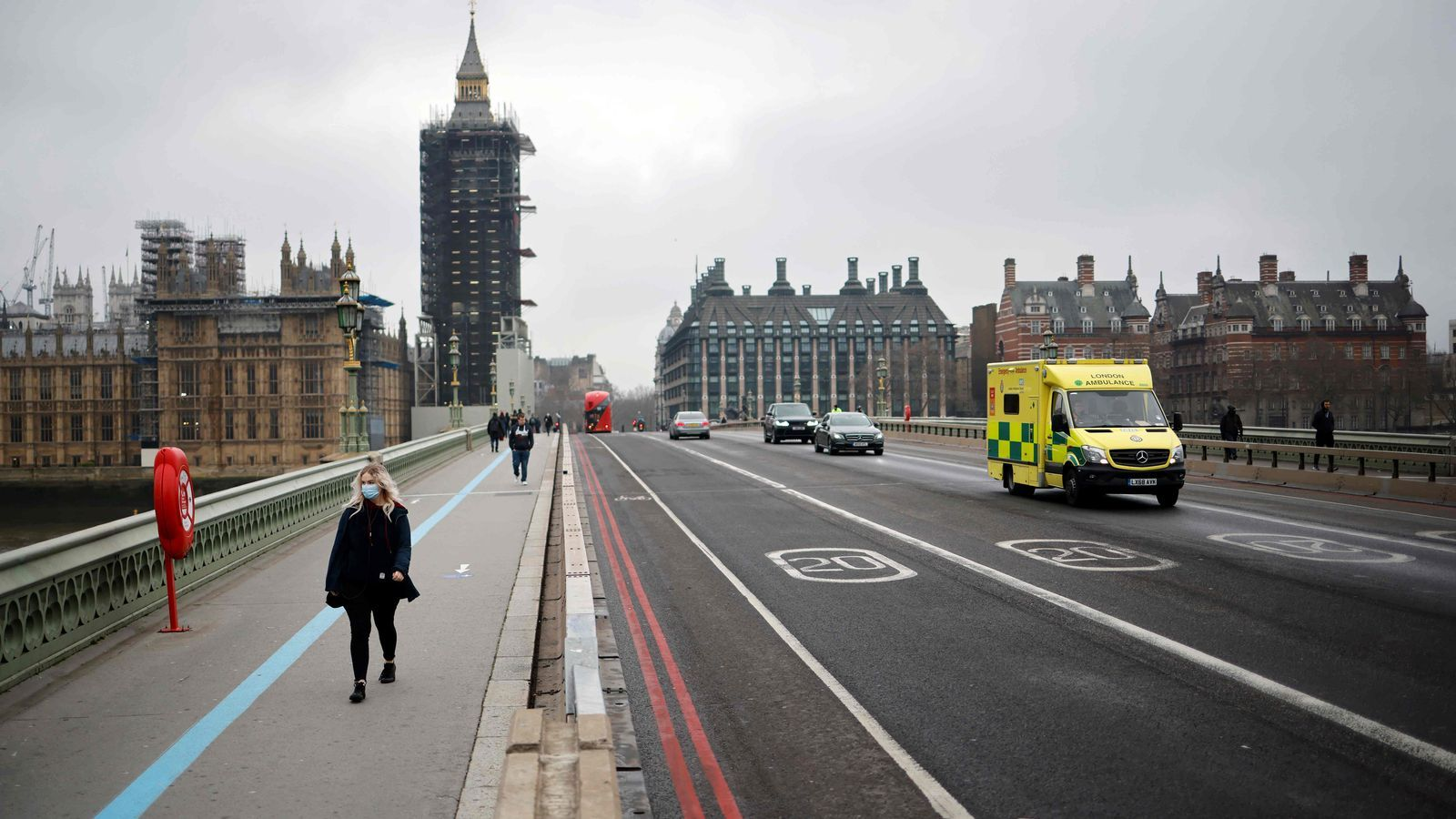 London Mayor cries for help as city becomes new pandemic epicentre in Europe