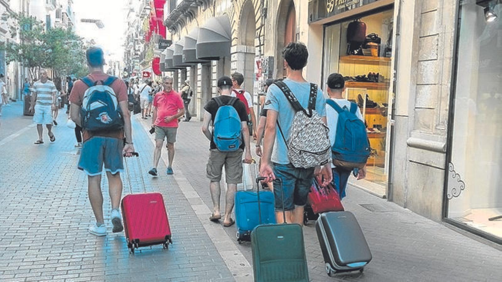 Palma és una de les ciutats que ha regulat el lloguer vacacional.