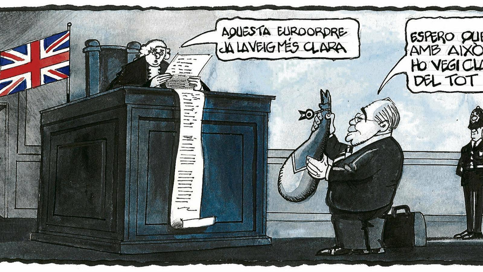 'A la contra', per Ferreres 14/11/2019