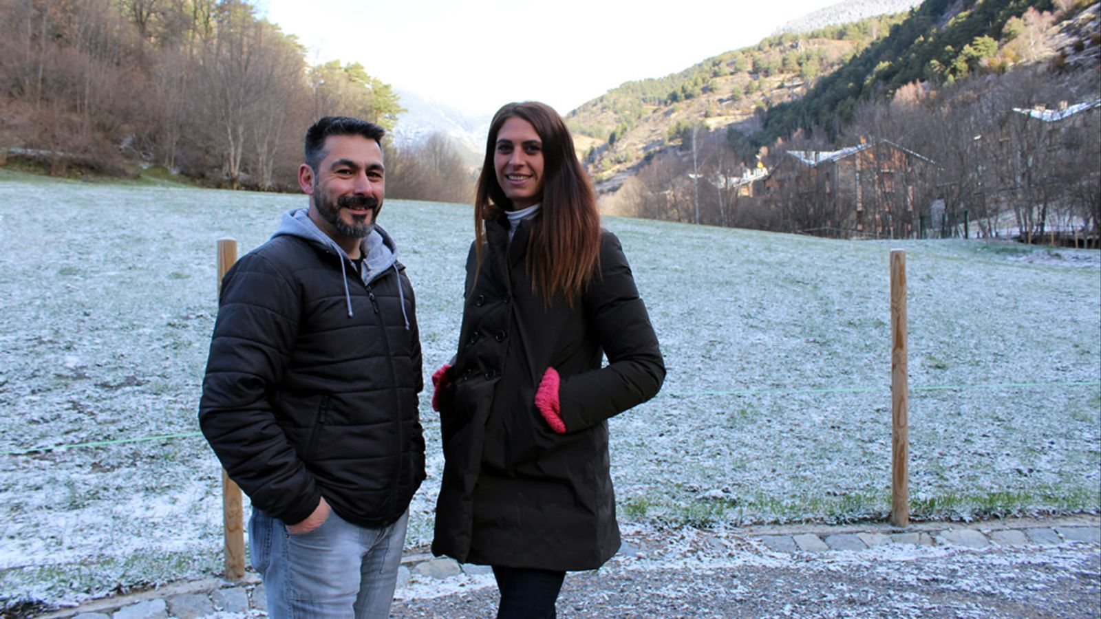 El candidat de Terceravia + Independents d'Ordino, Jordi Balsa. / TERCERAVIA