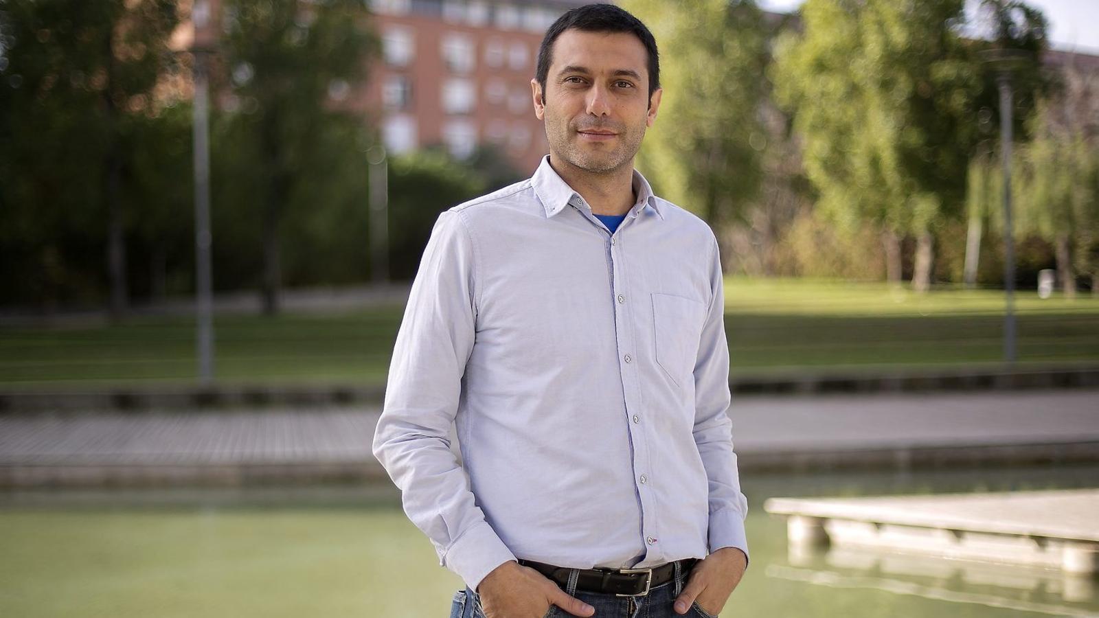 """Albert Cañigueral: """"L'economia col·laborativa corre el risc de convertir-se en un capitalisme de plataforma controlat per pocs"""""""
