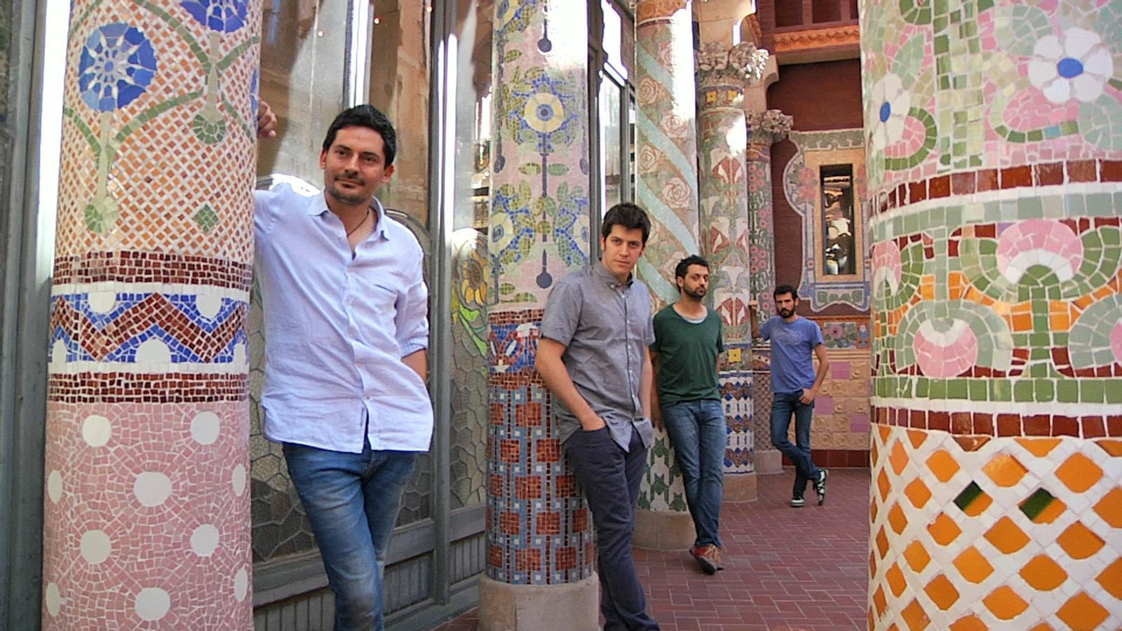 Els Amics de les Arts: El Palau de la Música és el Maracanã dels escenaris