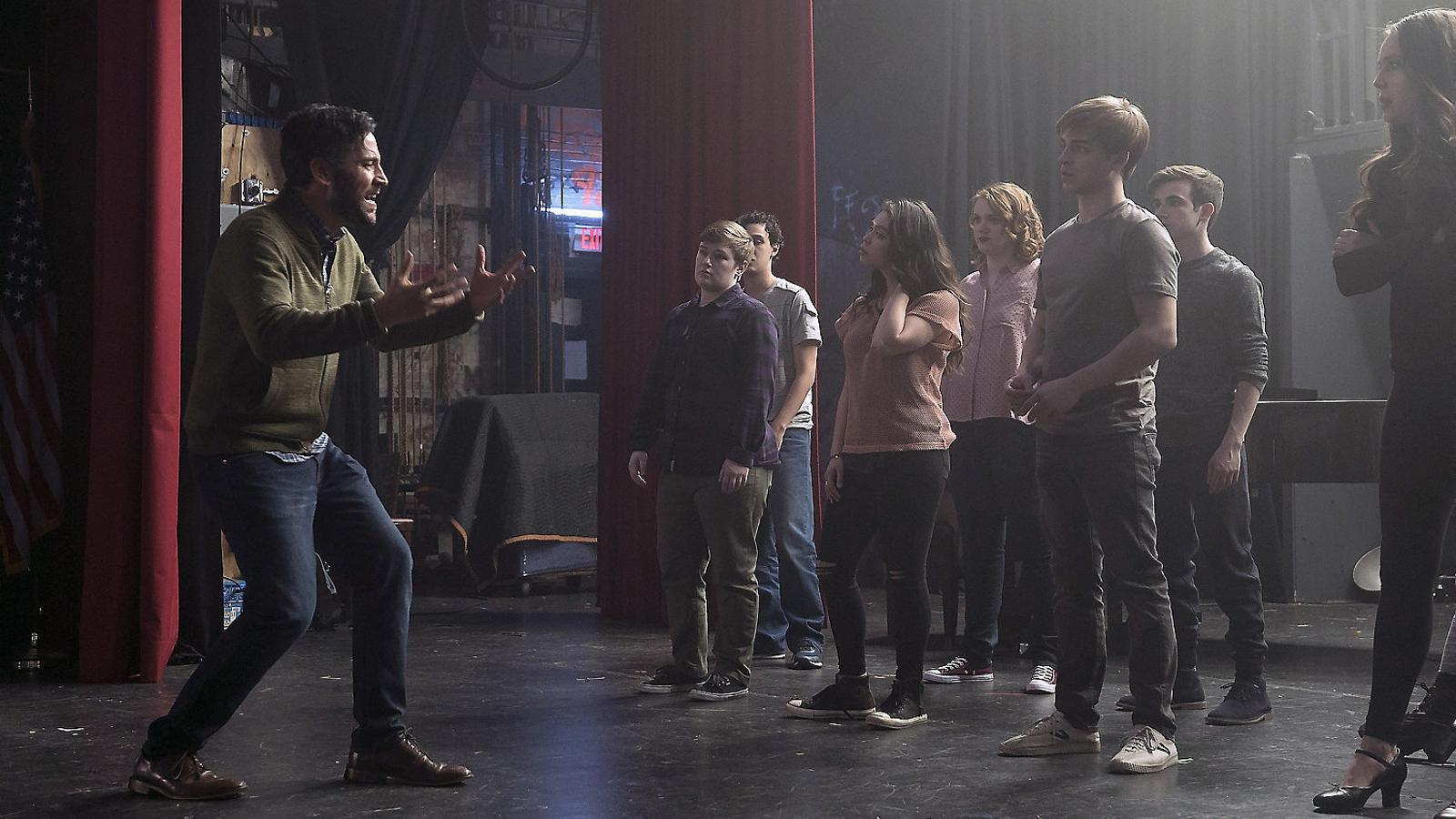 'Rise' reivindica el poder inspirador del teatre musical