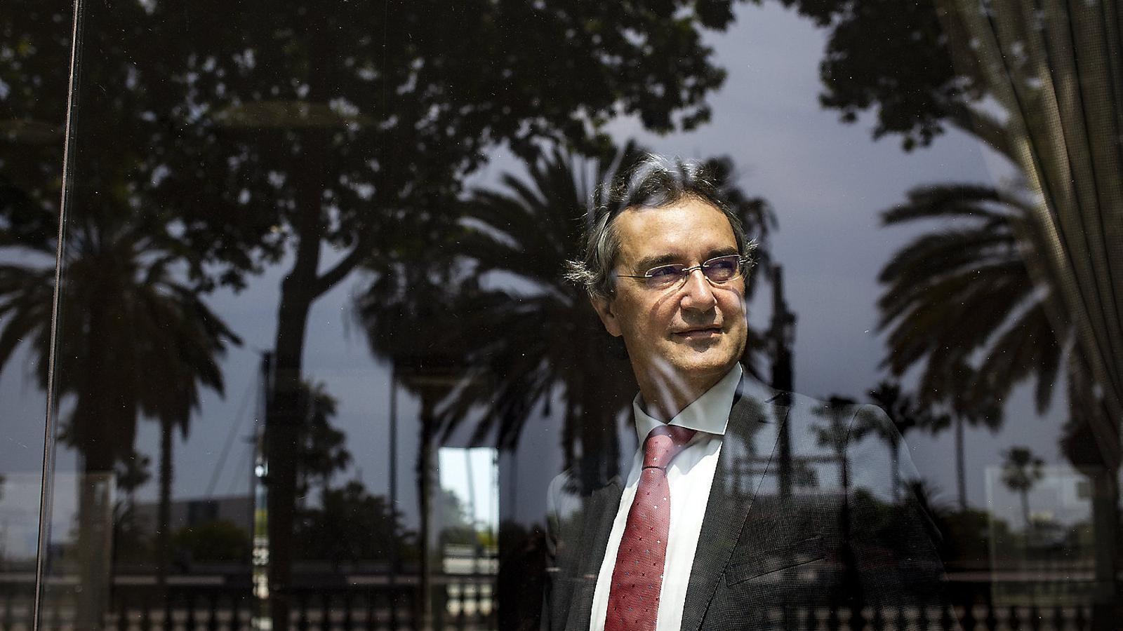 """Eduard Torres: """"Per rellançar turísticament Barcelona, caldrà una aportació extra de recursos"""""""