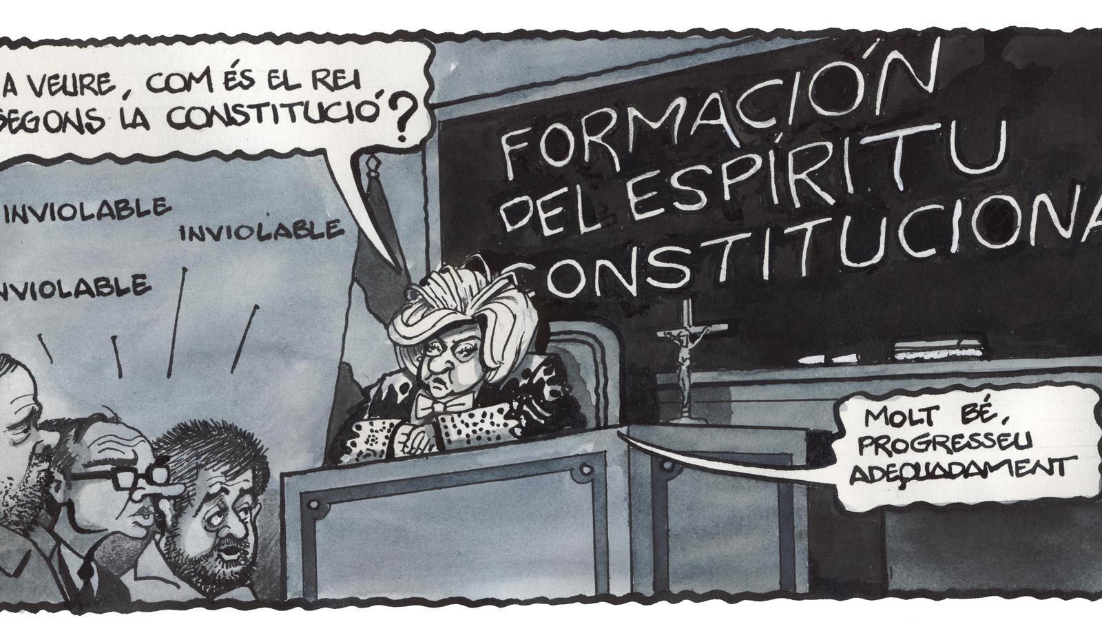 'A la contra', per Ferreres 13/07/2020