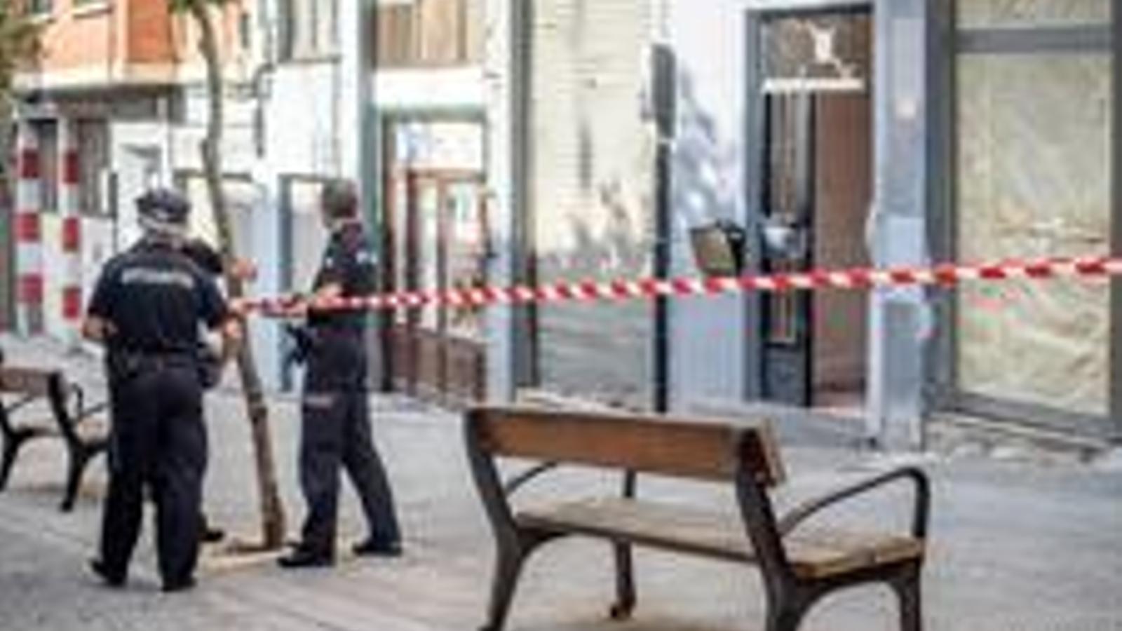 Maten una dona a Bilbao en un possible nou cas de violència masclista