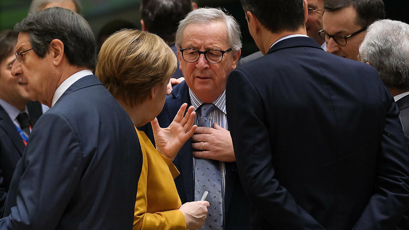 França i Alemanya no troben suports per restar poders a Brussel·les en Competència