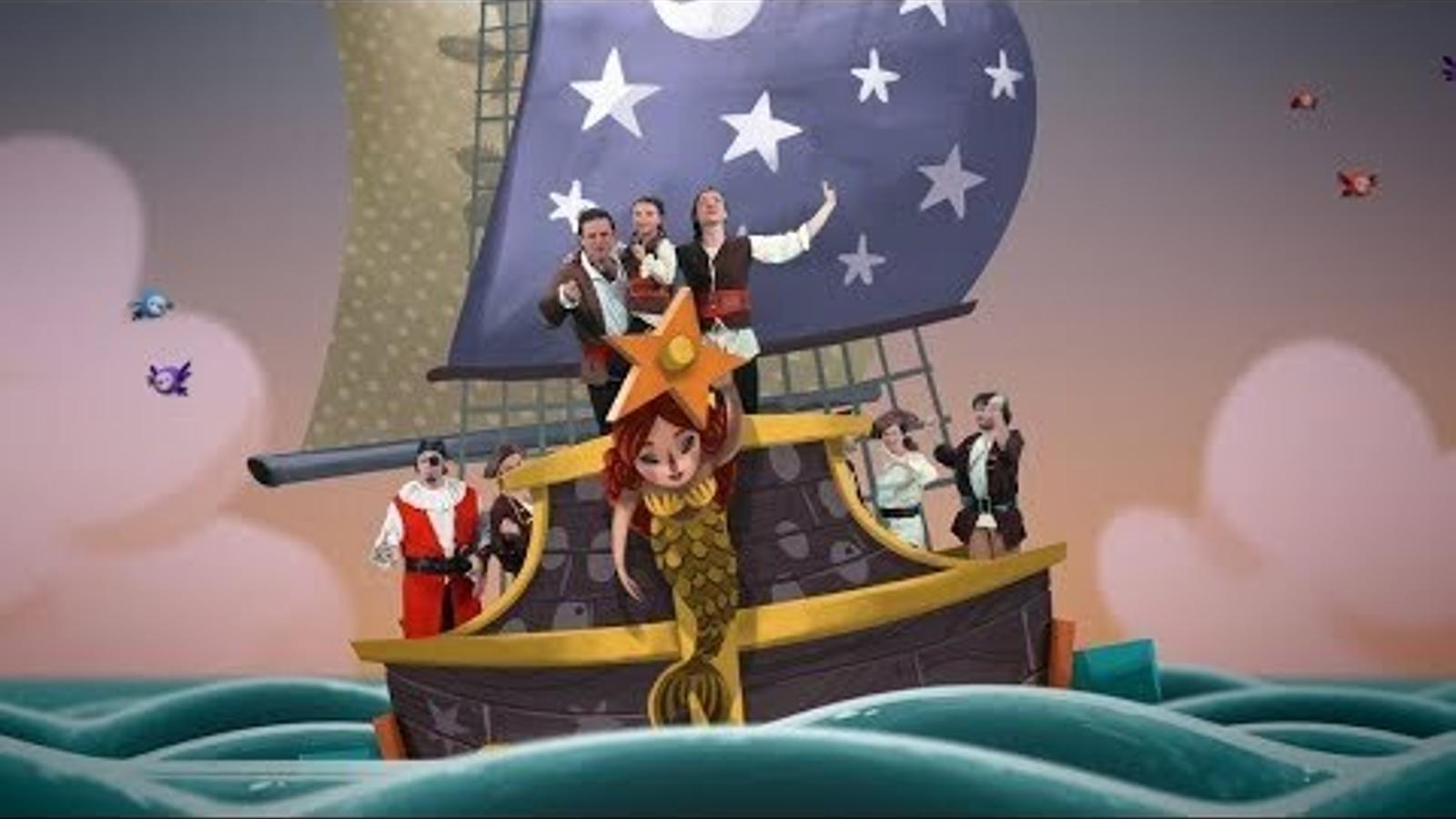 'El Pirata despistat' d'El Pot Petit