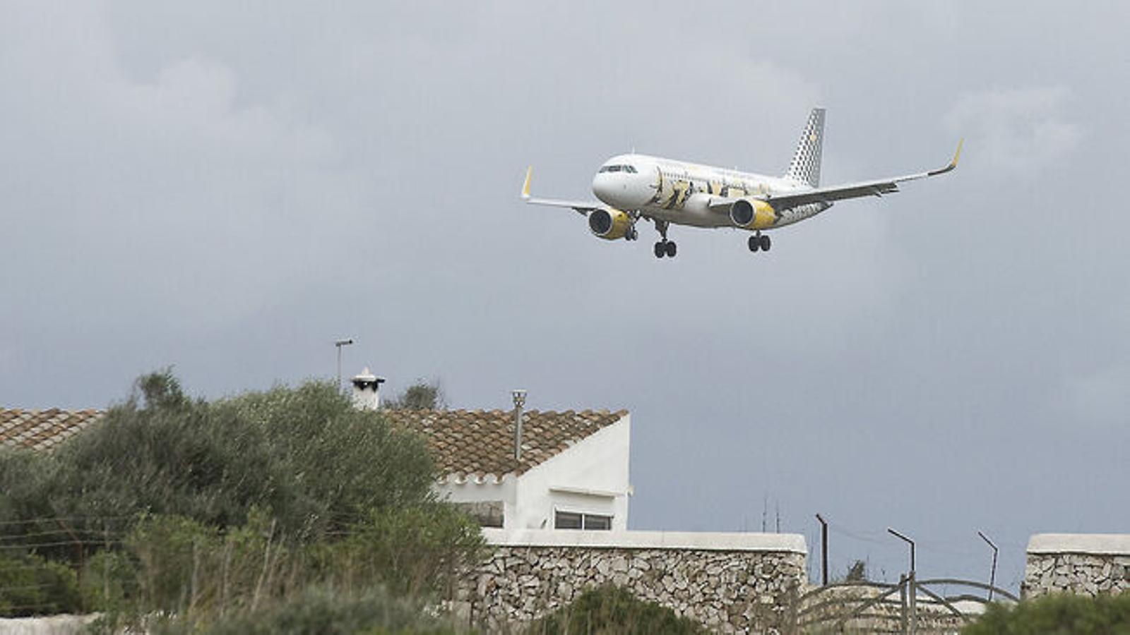 Les Balears operaran 1.588 vols el darrer cap de setmana d'agost