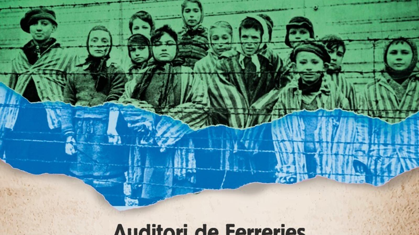 Menorca retrà homenatge a les víctimes dels camps d'extermini nazi amb el IV Memorial