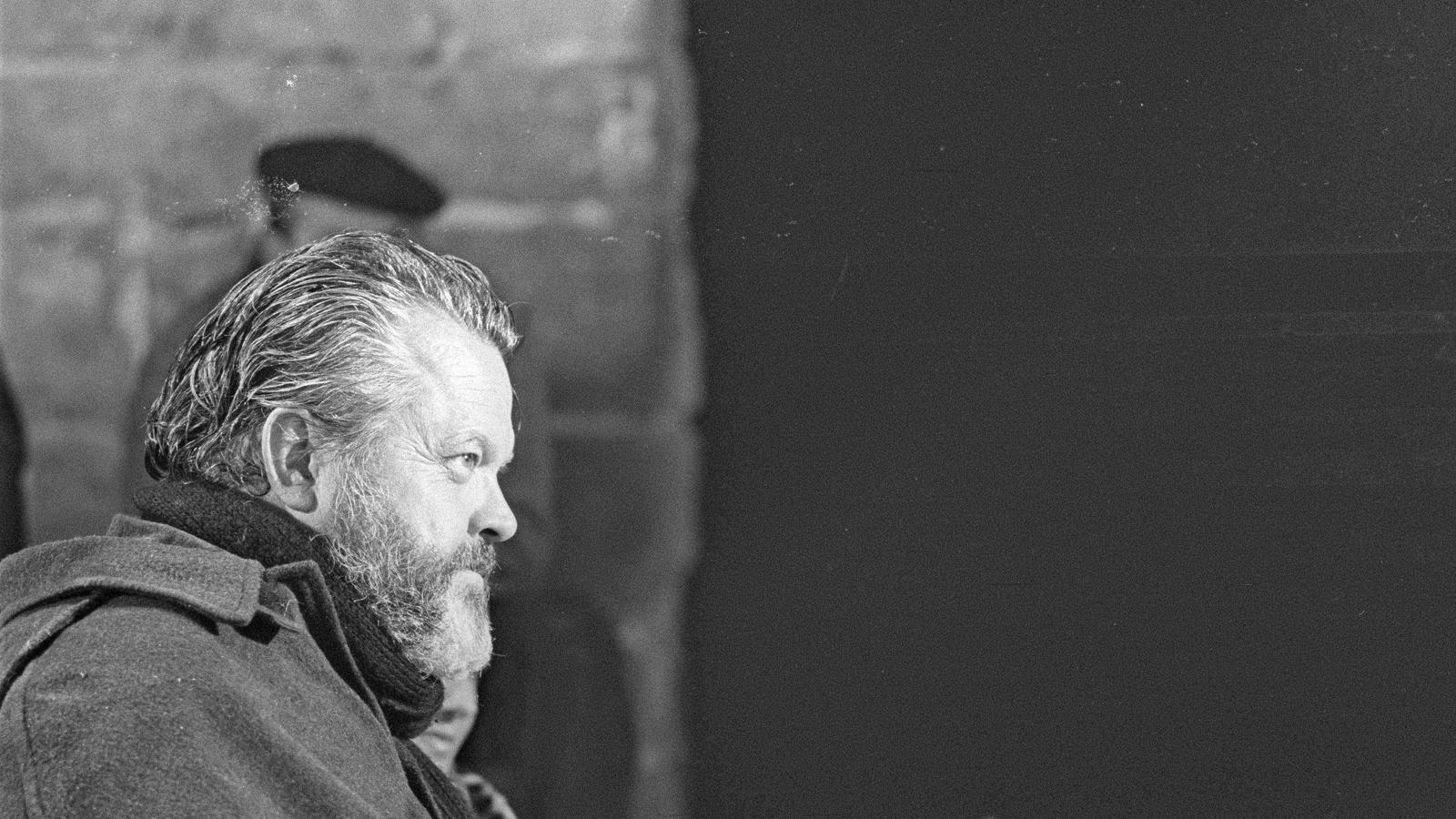 Orson Welles a Cardona