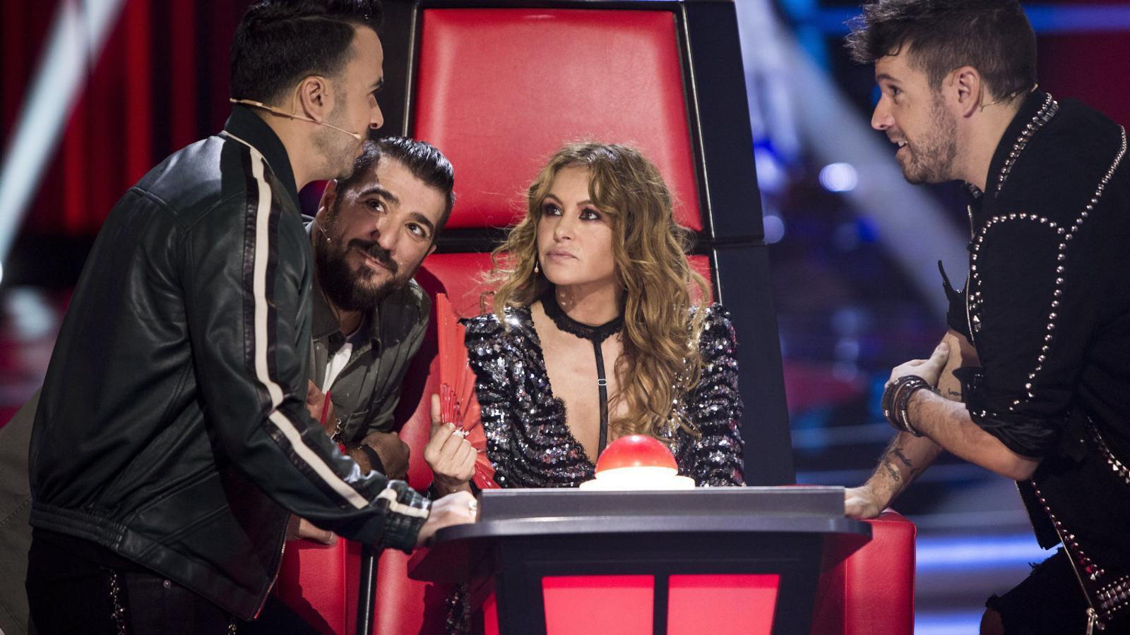 Antena 3 declara la guerra  a Telecinco cantant