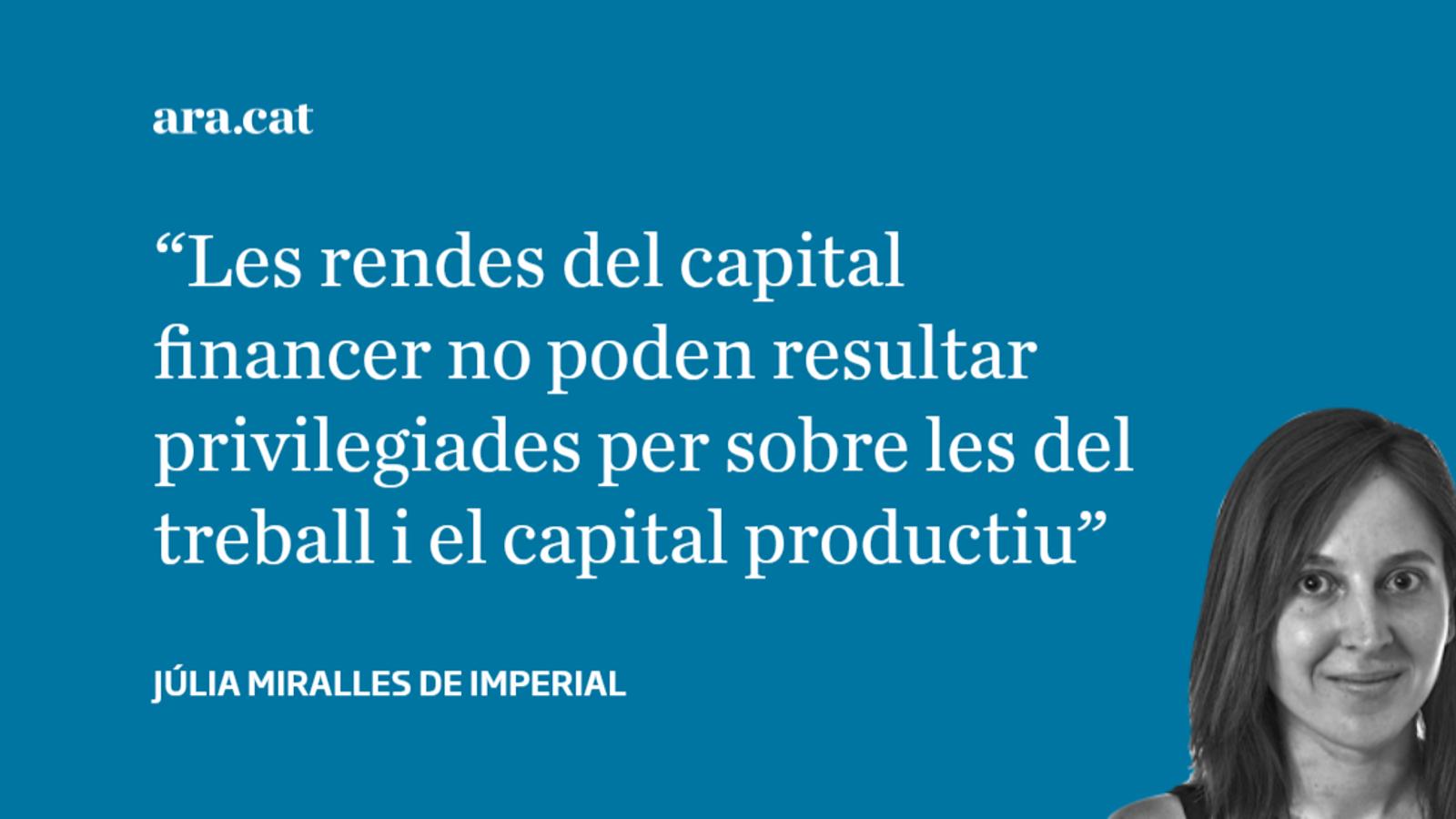 Acabarà el PSOE amb el privilegi fiscal?