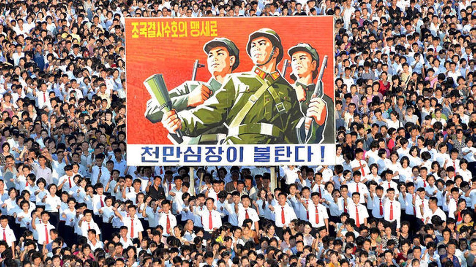 """""""El sistema antimíssils dels EUA no podria repel·lir un atac coreà"""""""