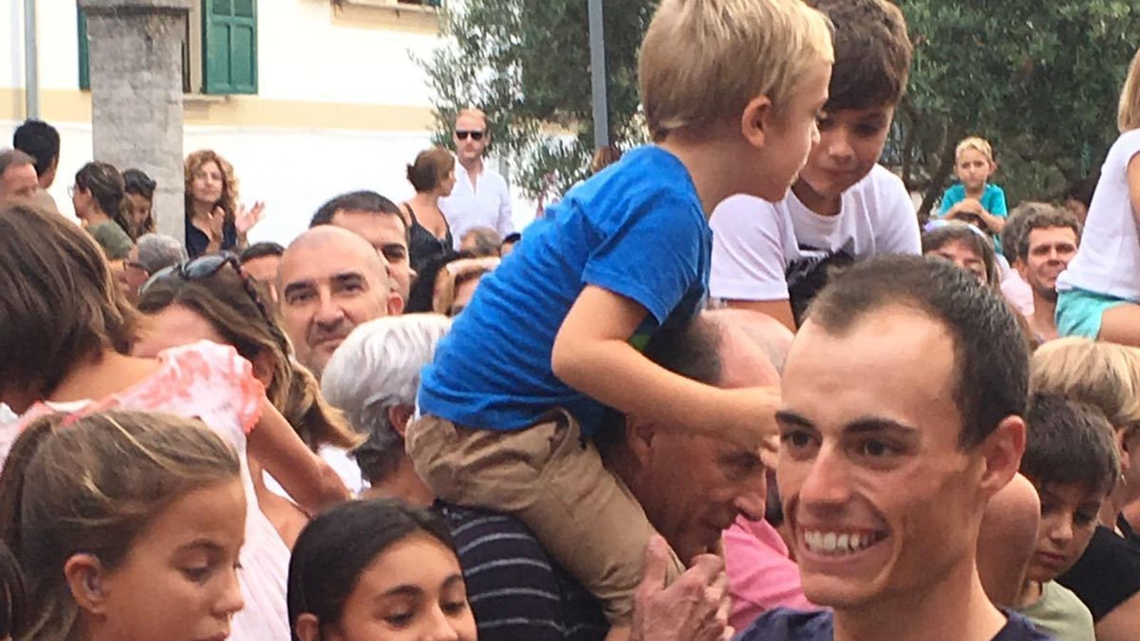 Enric Mas fa feliç el poble d'Artà.