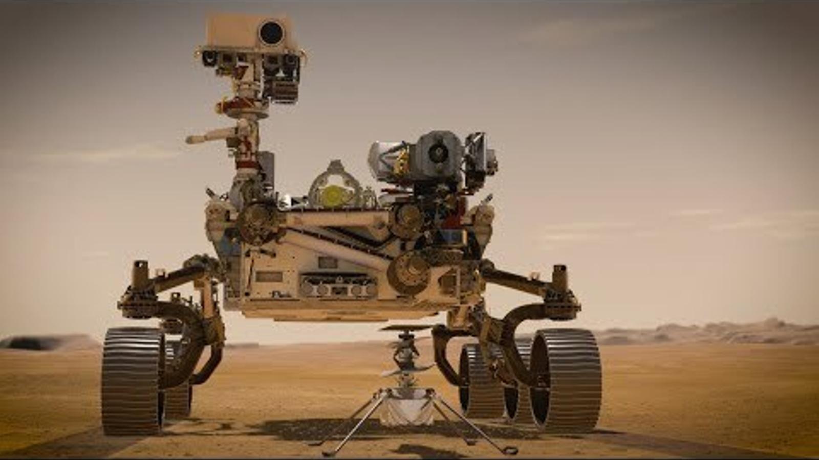 EN DIRECTE: Llançament de la missió Perserverance de la NASA a Mart