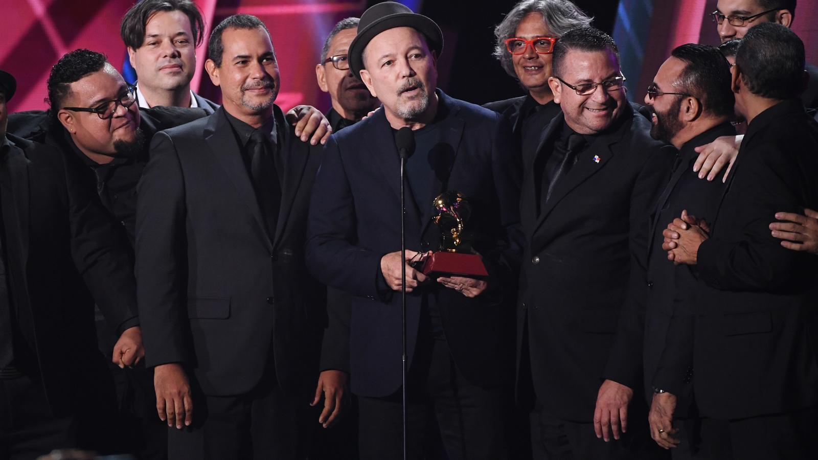 Rubén Blades i Roberto Delgado y Orquesta.