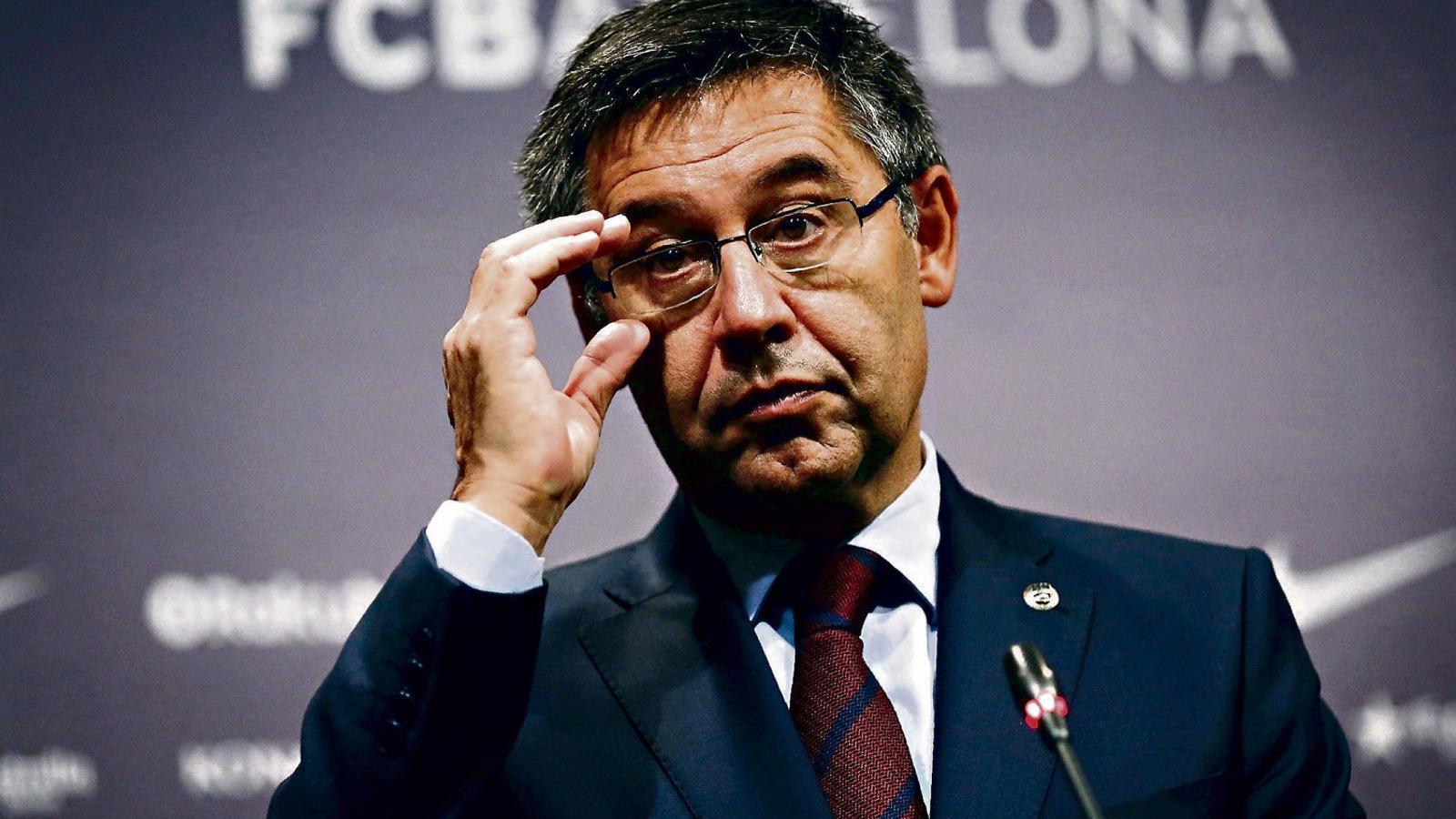 """Els Mossos d'Esquadra acusen el Barça de corrupció pel cas """"Barçagate"""""""