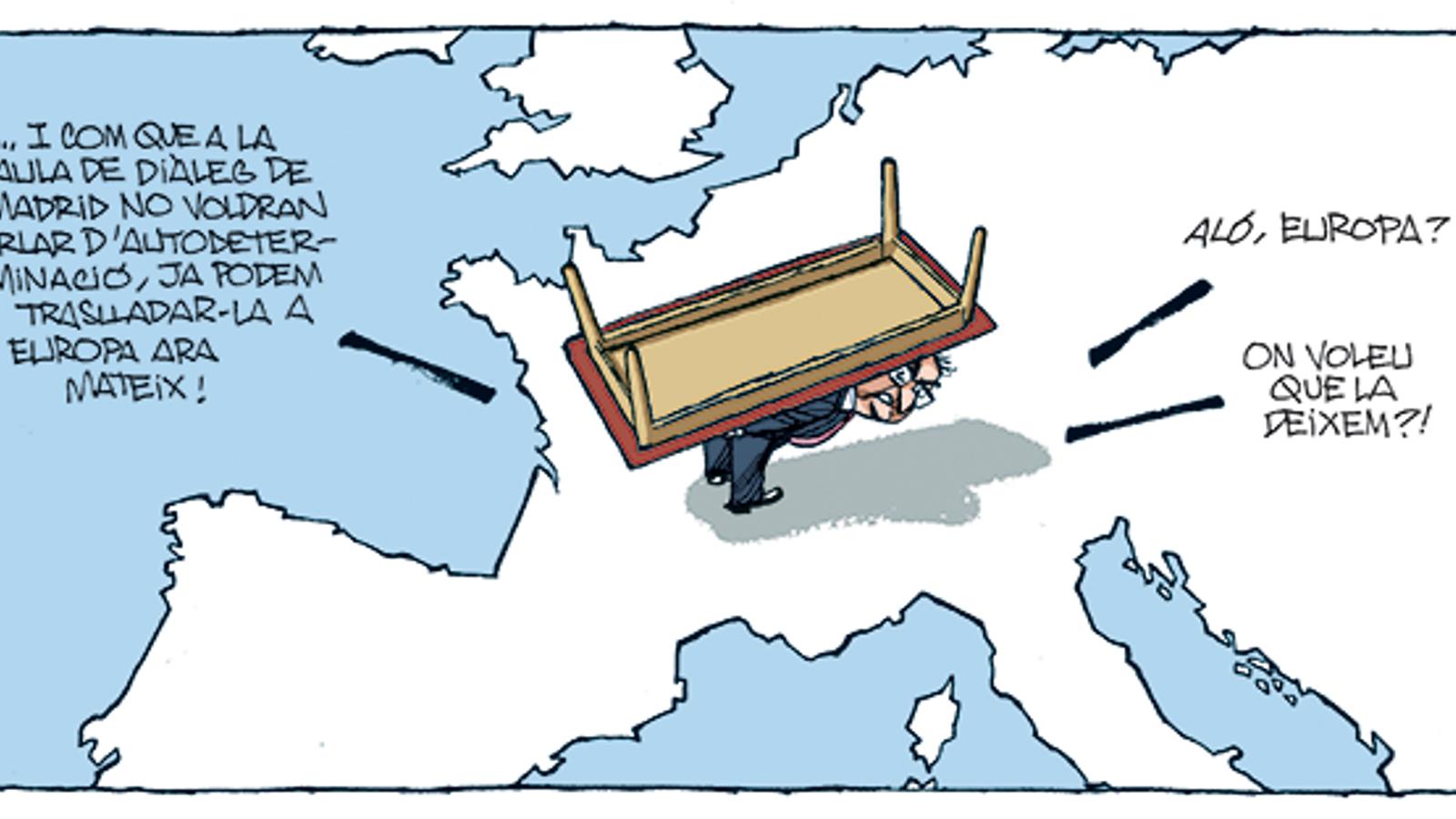 'A la contra', per Manel Fontdevila 19/08/2020