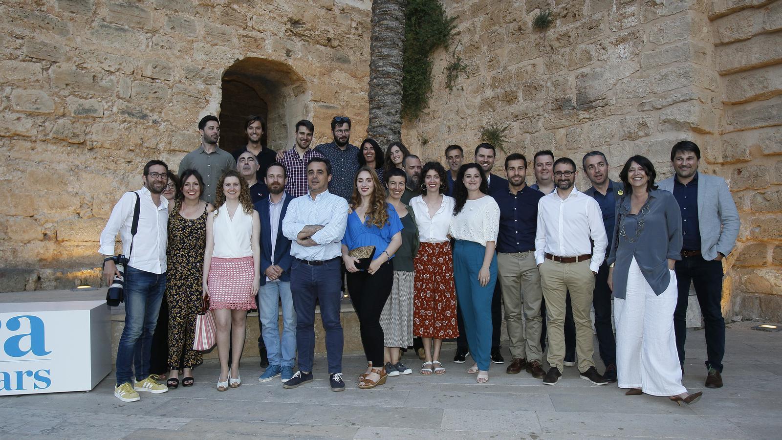 ARA Balears: set anys i més de mil publicacions en paper