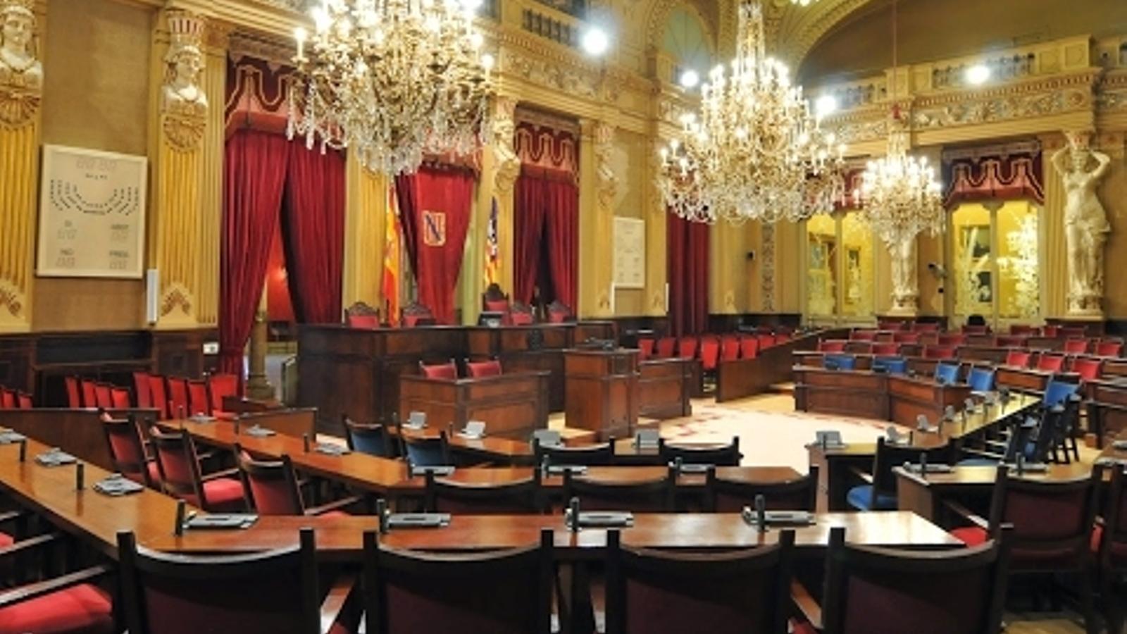 DIRECTE Segona jornada del Debat de Política General en el Parlament