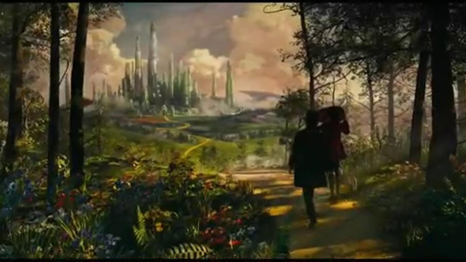 Primer tràiler d''Oz', la preqüela d''El mag d'Oz'