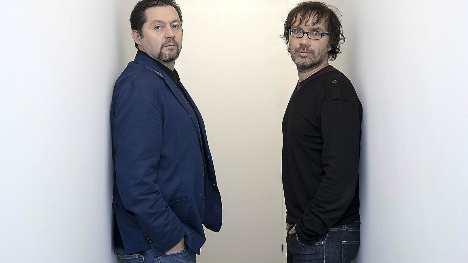 Entrevista al productor i director de la docusèrie 'El caso Alcàsser'