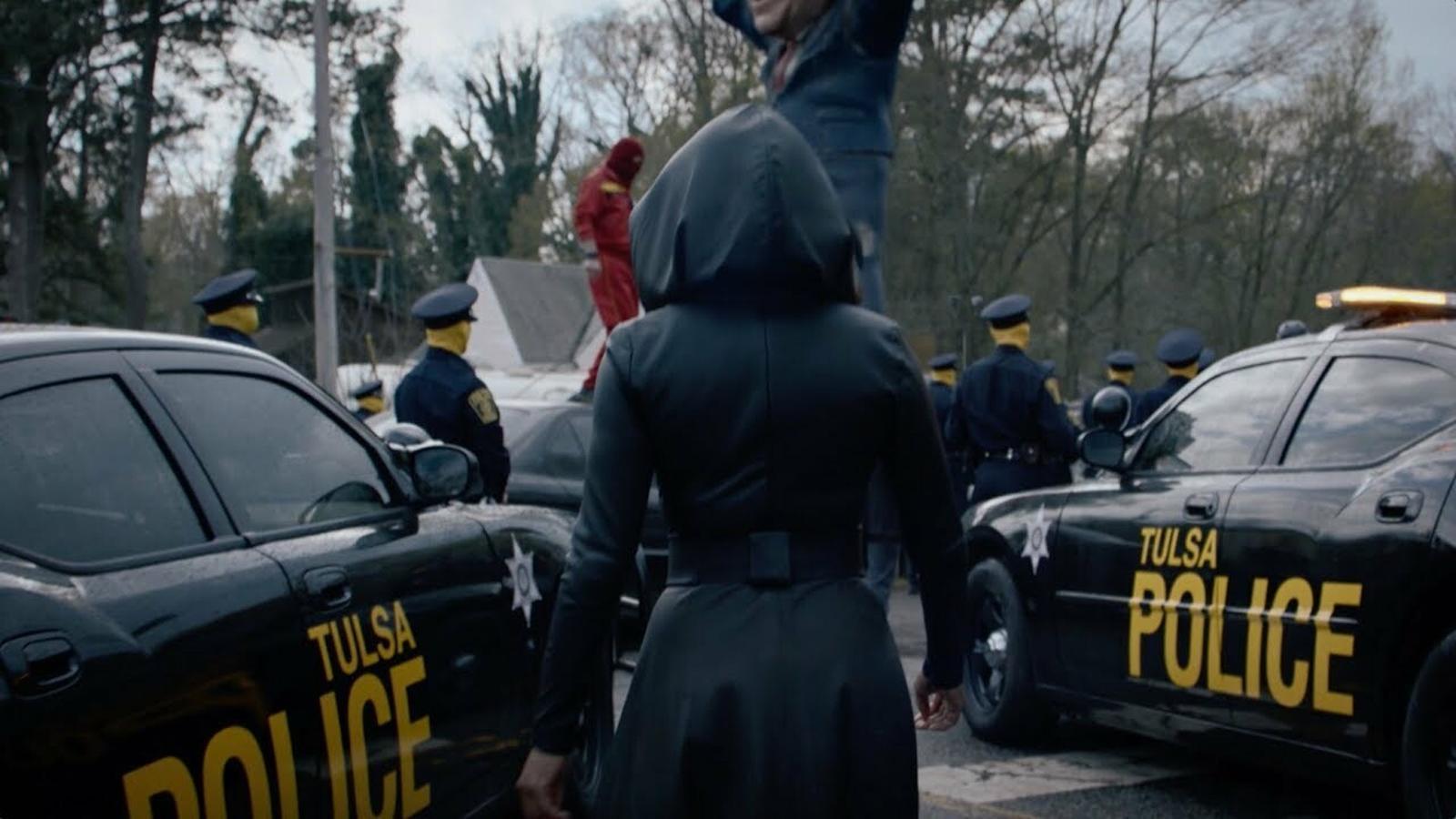 Tràiler de 'Watchmen'