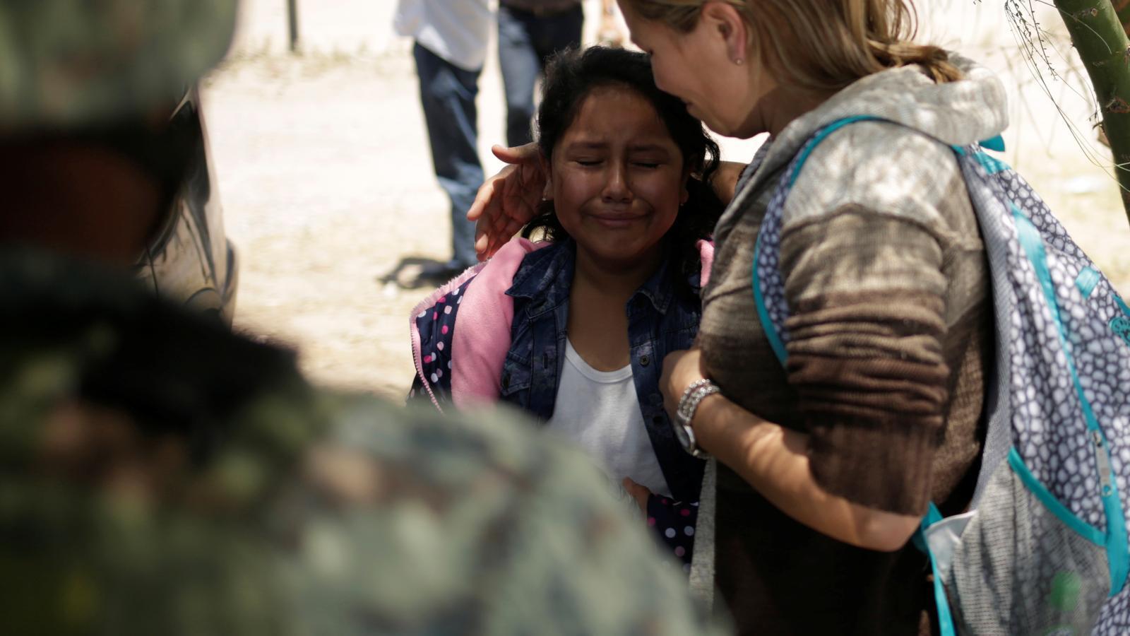Escàndol als EUA pel tracte indigne als nens immigrants