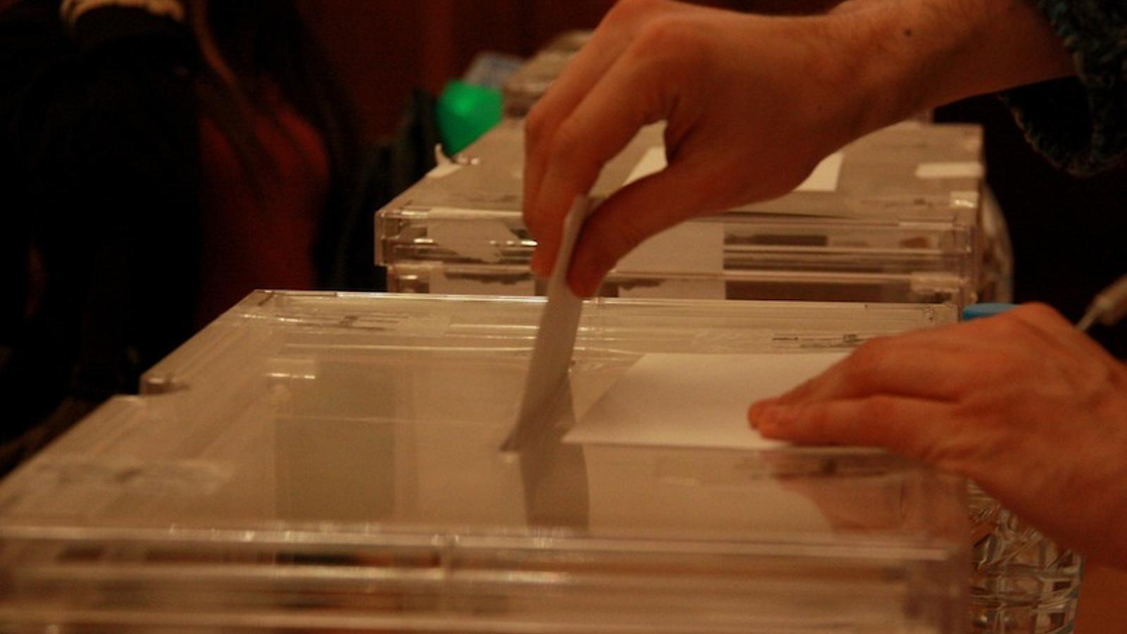 Els ciutadans estan cridats a les urnes el proper 27-S / ACN