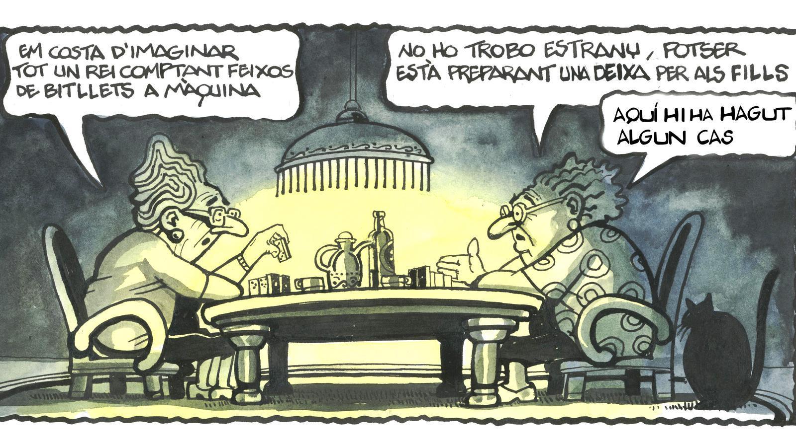 'A la contra', per Ferreres 20/07/2020