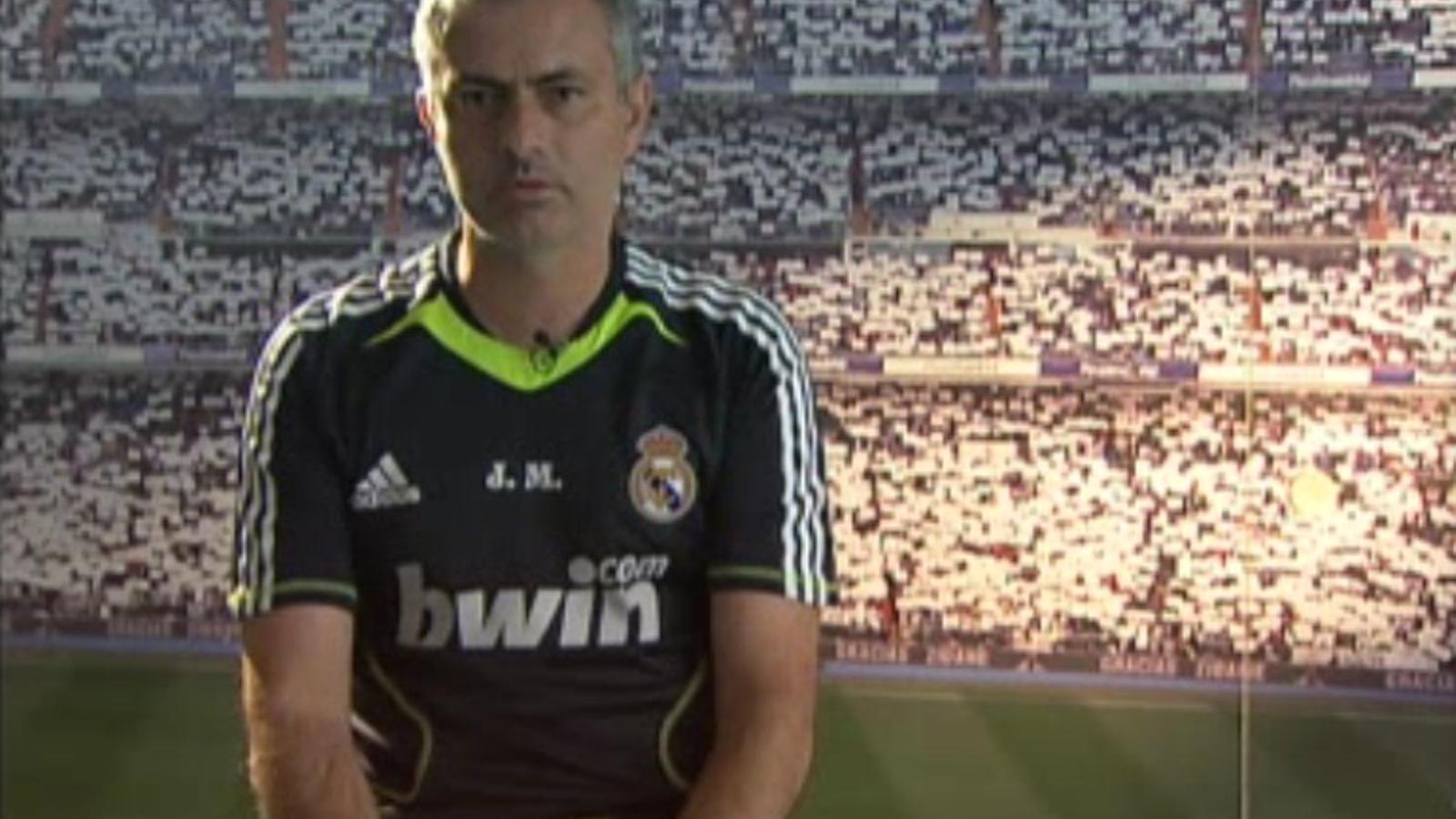 Mourinho envia un missatge entre línies al Barça
