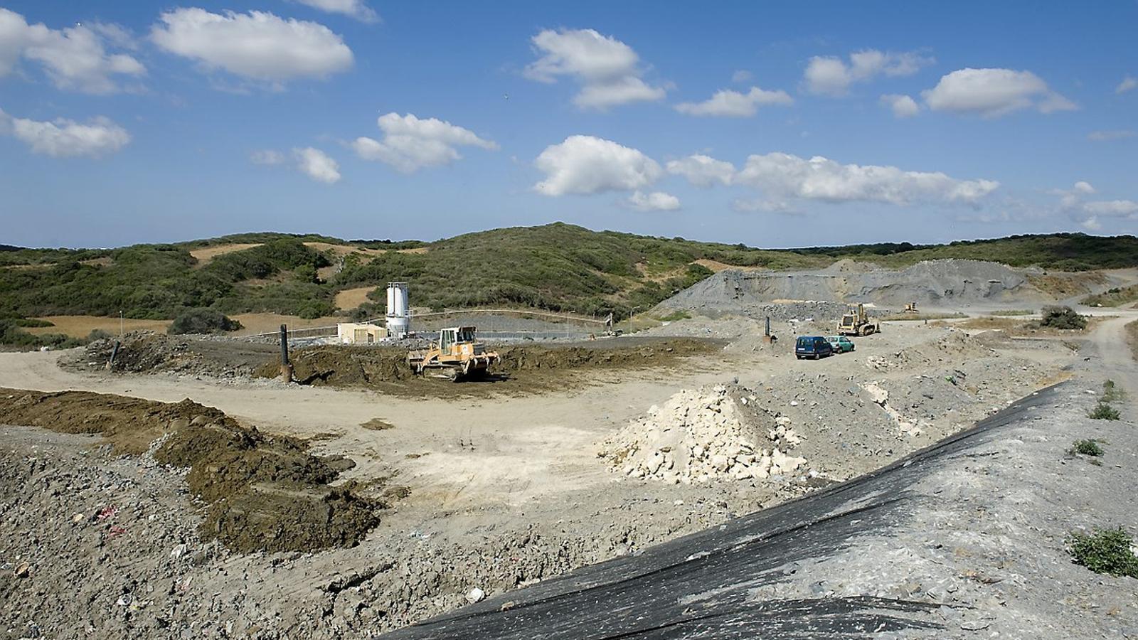 Menorca aprova el Pla de residus 2019-2025, que destina 34,5 milions d'euros a inversió