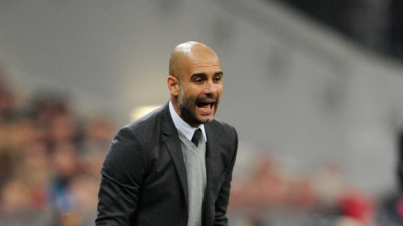 Pep Guardiola / EFE